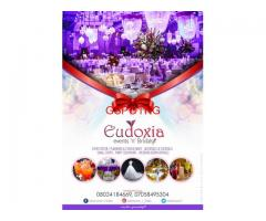 Eudoxia Events 'n' bridals